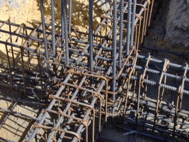 Obras de cimentaciones de ADU Constructora