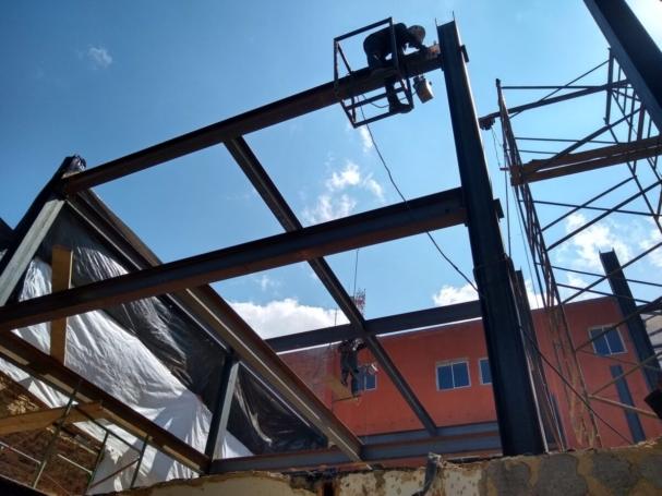 Estructuras Metálicas ADU Constructora
