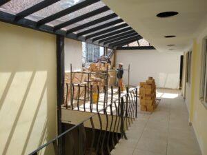 Ornamentación ADU Constructora