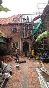 Impermeabilización ADU Constructora