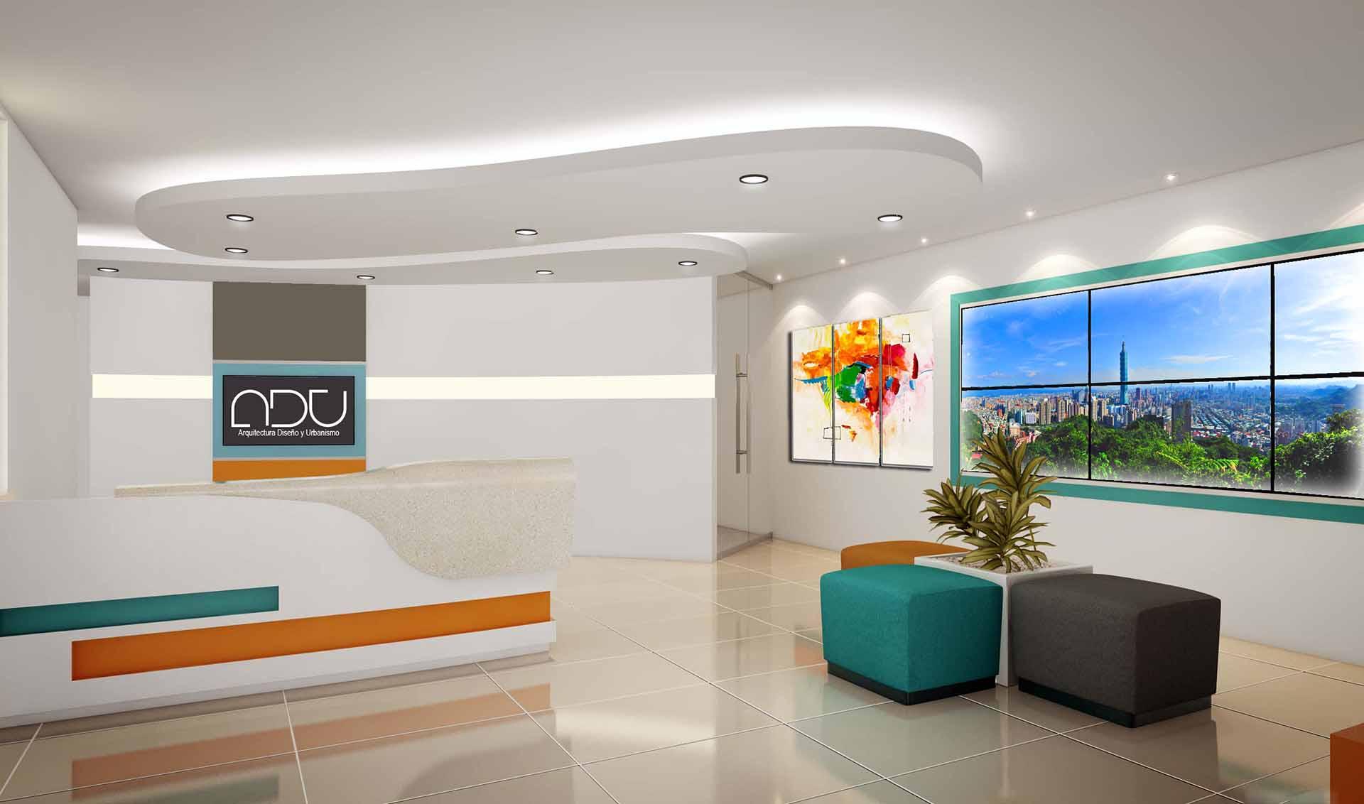Diseño de oficinas ADU