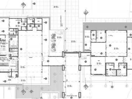 ADU planos arquitectónicos